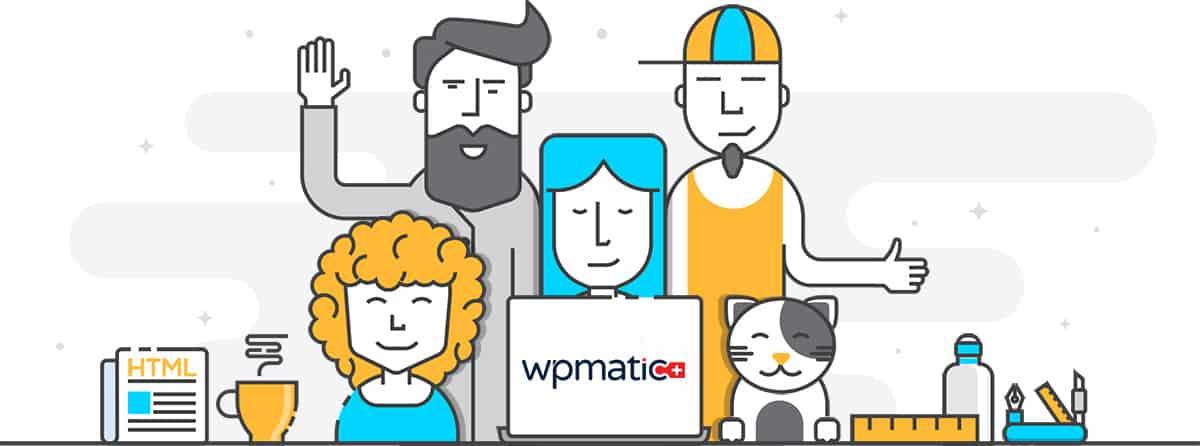 Read Interview: Marcel Sobieski from WPMatic