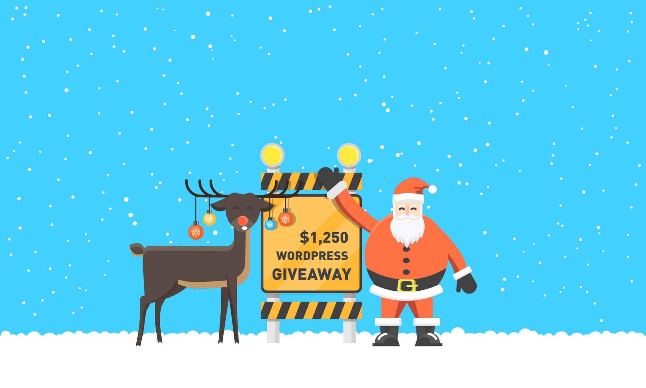 Read Giveaway worth $1,250 – Win Three Premium WordPress plugins from Web Factory