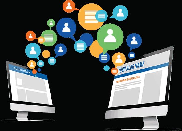 Content writing social media