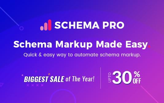 Schema Pro Cyber Sale