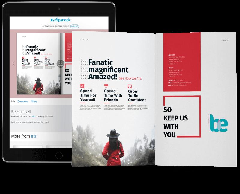 How to Create Digital Brochures - UnderConstructionPage