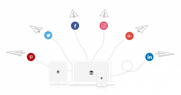 Buffer Social Media Engagement