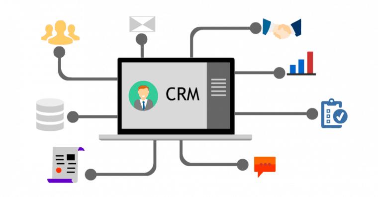 WordPress CRM