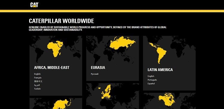 Caterpillar Worldwide
