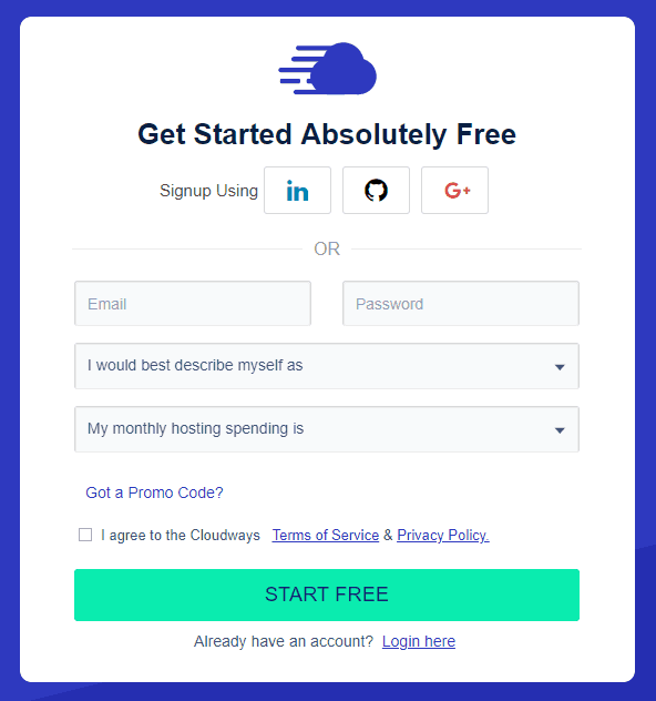 Get started Free