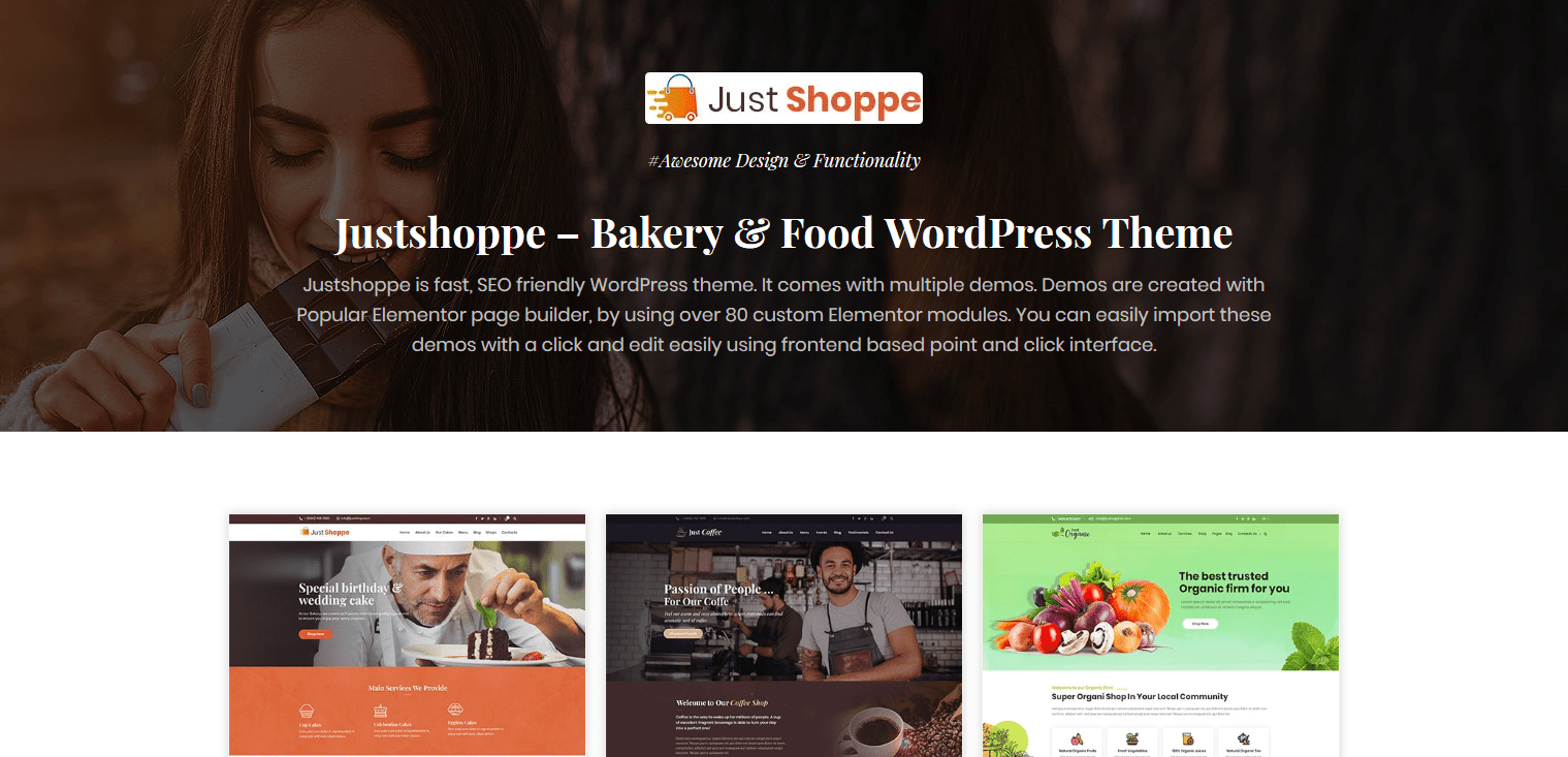 Justshoppe - Just another WordPress site