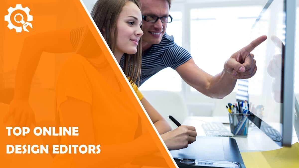 Read Top Online Design Editors