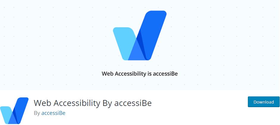 Accessibe plugin