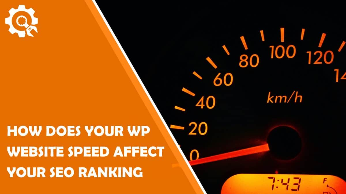 Read How Does Your WP Website Speed Affect Your SEO Ranking