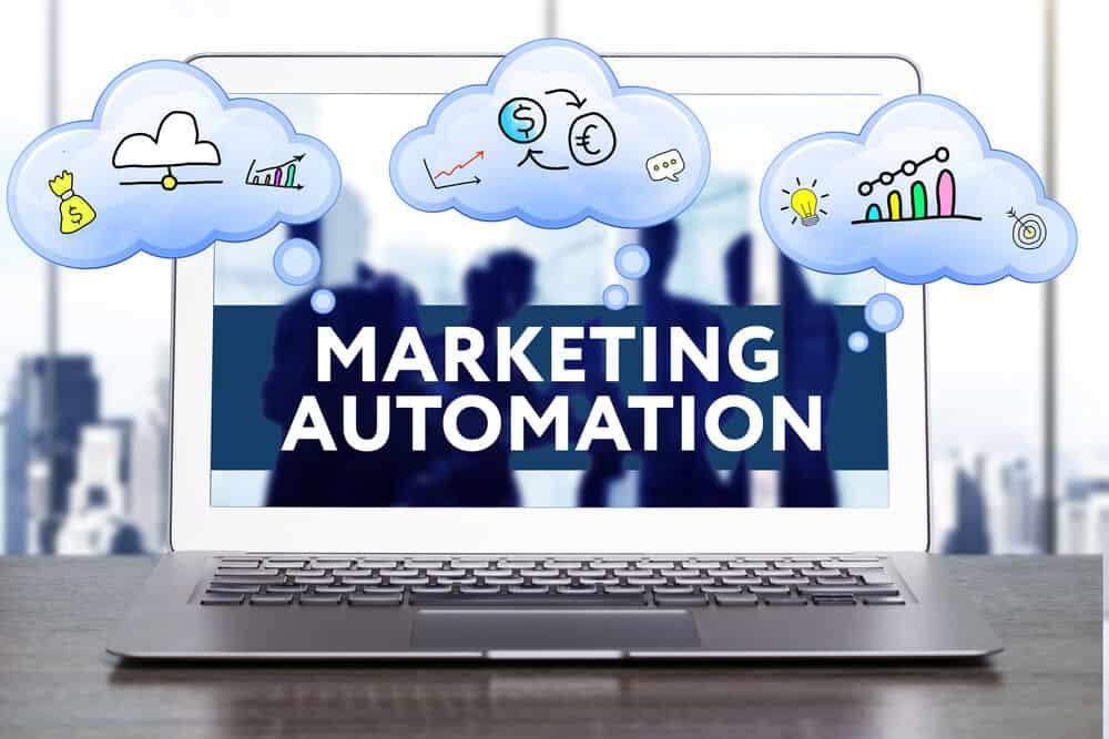 Marketing automation illustration
