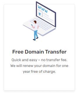 Free domain transfer