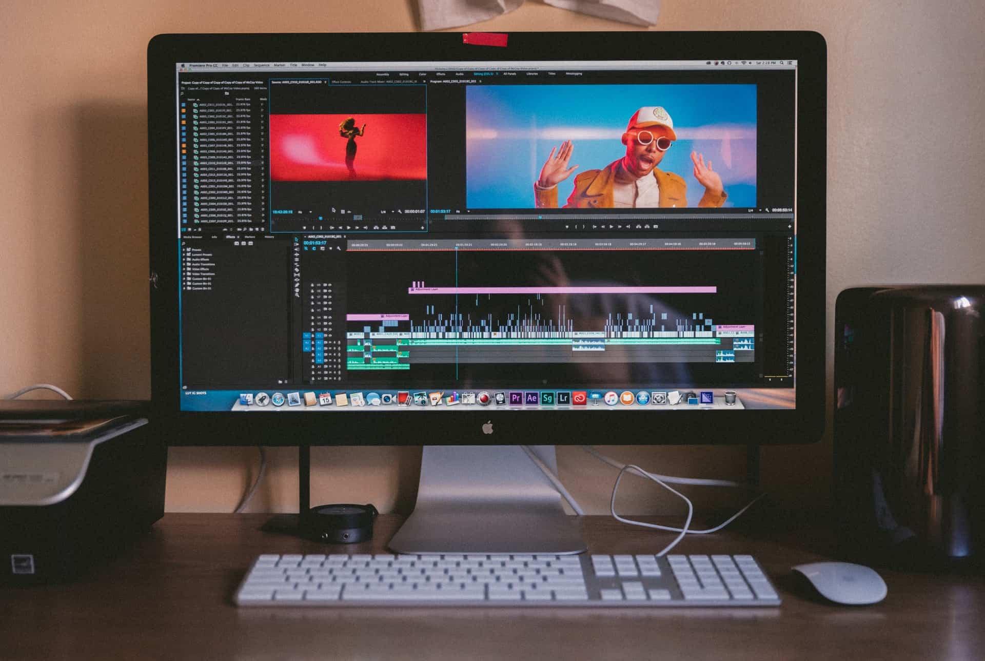 Video editor on Mac