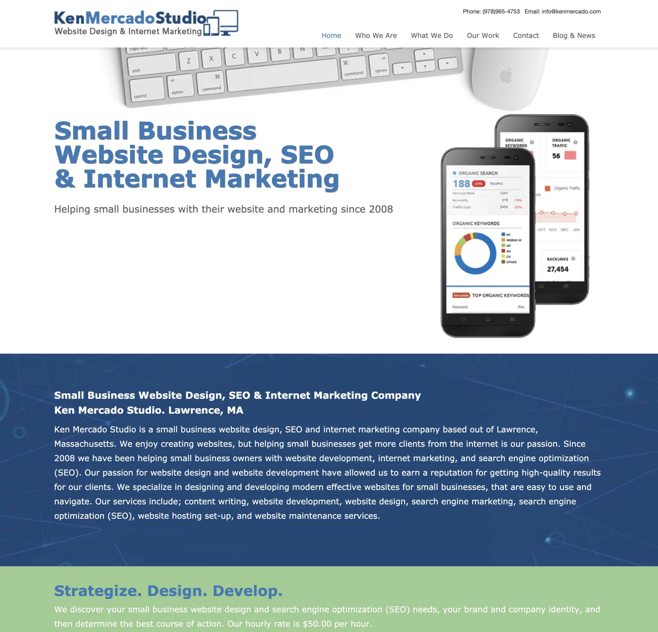 KMS Website Design & Internet Marketing