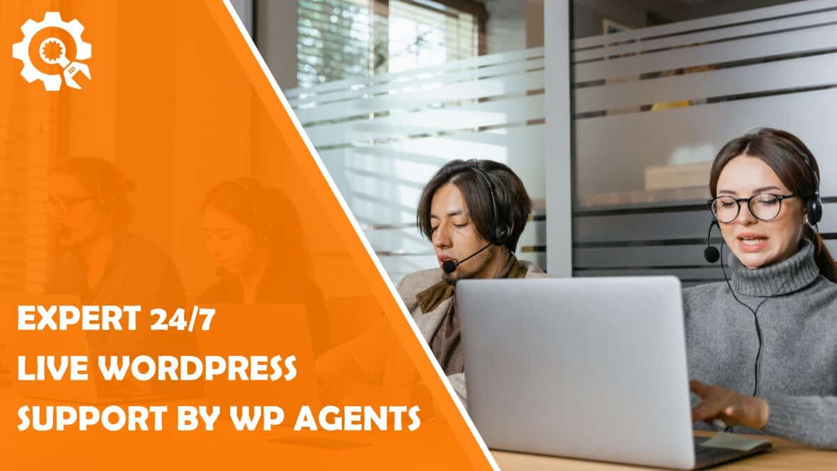 Read Expert 24/7 Live WordPress Support by WP Agents