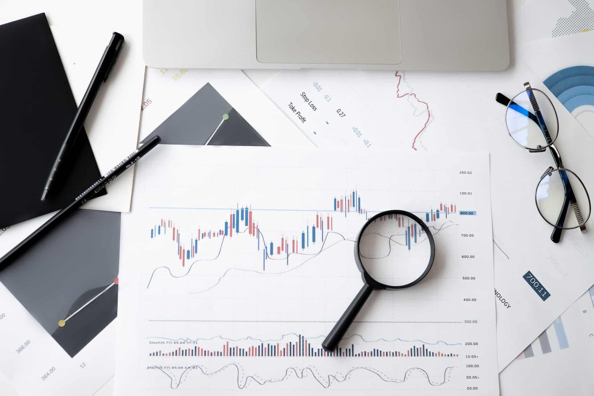 Market charts