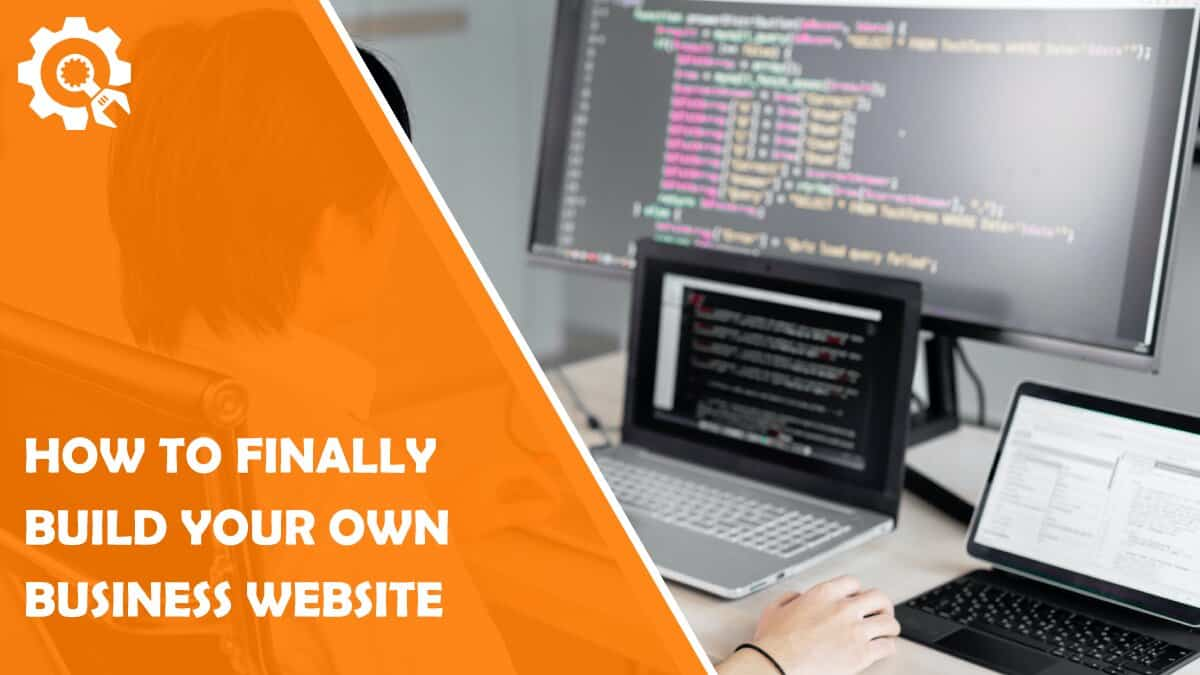 Read Just Do It: How to Finally Build Your Own Business Website