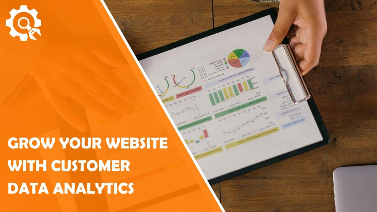 Read How to Grow Your Website With Customer Data Analytics