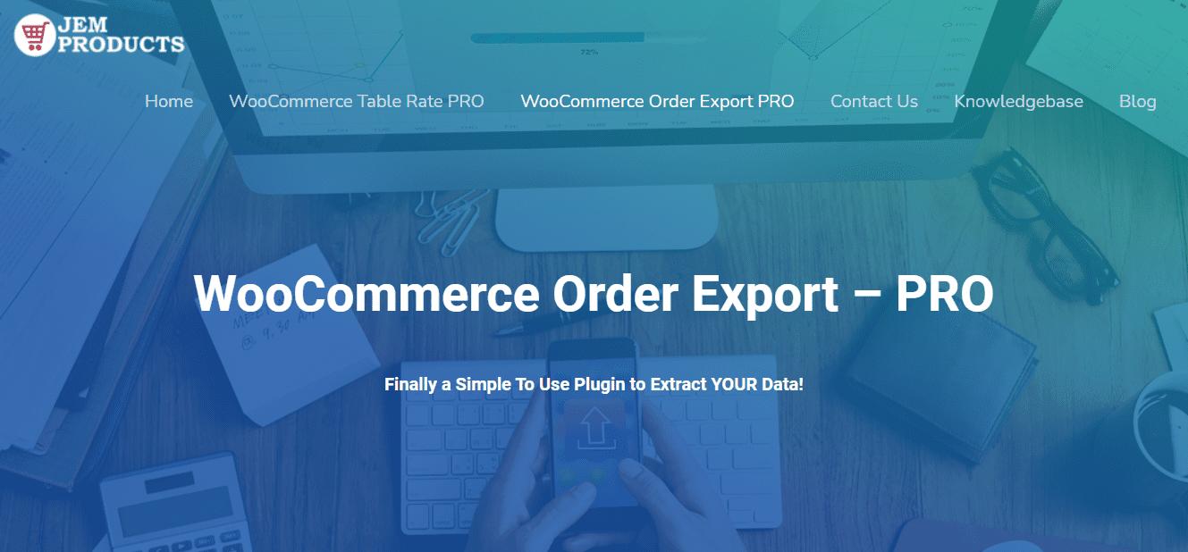 WooCommerce Export Orders Pro